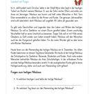 Nikolaus - Kostenlose Arbeitsblätter