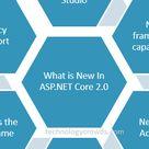 .Net Core What Is New In ASP.NET Core 2.0