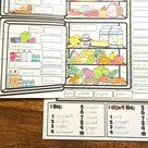 Unterrichtsmaterialien What's in your fridge Food Vocabulary Wor & verkaufen   lehrermarktplatz