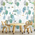 Removable Wallpaper Forest Campside | Wallpaper, Self Adhesive Wallpaper, Wall mural, Removable Wallpaper, Self adhesive wallpaper #206