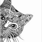 Coloriage Adulte Animaux Inspirational Coloriage Adulte Animaux  – Top Animal Coloring Pages - Pour Vous