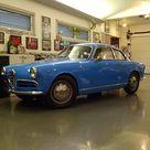 1957 Alfa Romeo Giulietta Sprint Veloce Alleggerita & Engine Sound   My Car Story with Lou Costabile