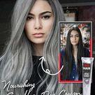 Nourishing Gray Hair Dye Cream