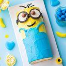 Die Minions: Torten- und Dekoideen für eure Party!
