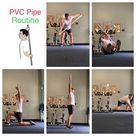 Pvc Pipe Routine