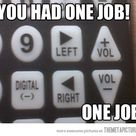 One Job
