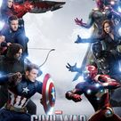 Captain America : Civil War Poster by iamuday on DeviantArt