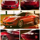 2012 Alfa Romeo Disco Volante Touring Concept   Dailyrevs