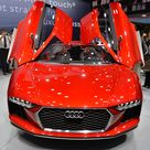 Audi Nanuk Quattro Concept   front Frankfurt 2013
