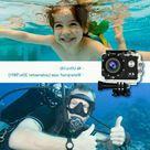 4K UHD Action Recorder Camera