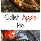 Rustic Skillet Apple Pie Recipe