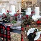 Outdoor Winter Wedding