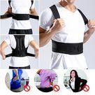 Adjustable Back Support Belt Back Posture Corrector Shoulder Lumbar Spine Support Back Protector Sale - Banggood Mobile