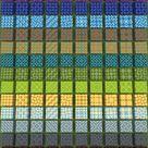 Minecraft: 10 Glazed Terracotta Patterns by Zariem on DeviantArt