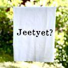 The Jeetyet Tea Towel - Workhorse: 2-oz., looser weave