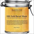 24K Ancient Gold Face Mask Formula