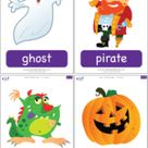 Super Simple Songs - Halloween - Complete Flashcards - Super Simple