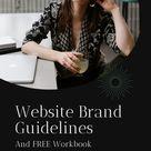 Website Brand Guidelines — Studio Anansi