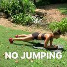 ☀️NO JUMPING WORKOUT☀️