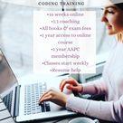 Online medical coding training