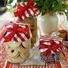 Fabric Christmas Decorations