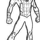 Spider Man Homecoming Coloring Pages Spiderman Coloring Pages Only Coloring  Pages - Birijus.com - Coloring Home Pages