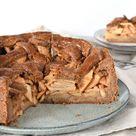 Speculaas appeltaart - Laura's Bakery