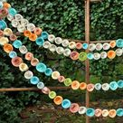Paper Flower Garlands