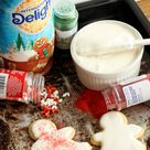 Gingerbread Icing