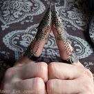 Full Finger Rings