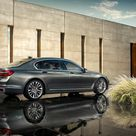 2016 BMW 7 Series 750Li xDrive with Design Pure Excellence   Side