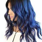 FORMULA: Dimensional Indigo Hair Color