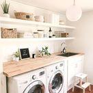 #designideen #erstaunlich #inspirierende #kleine #waschkuchen