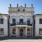 Architektur und Kunst - Schloss Hetzendorf
