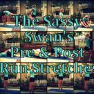 Post Run Stretches