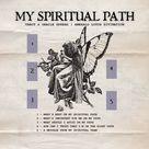 My Spiritual Path Tarot Spread — Emerald Lotus Divination