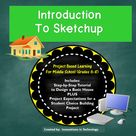 Introduction to Sketchup - Tutorial and Creative Design | Distance Learning