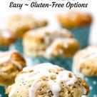 The BEST Vegan Lemon Poppy Seed Muffins