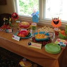 Monster Party Foods