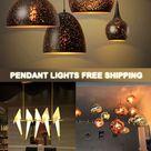 ON SALE | Modern Pendant Lighting LED Nordic Modern Hanging Lights 50% OFF