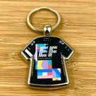 EF Education Nippo Rapha - Giro d'Italia 2021 - Cycling Jersey Metal Keyring  Cycling Gift Cycling Memorabilia