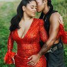 "Black Lesbian Love©️ on Instagram: ""Binx & Vaneza beautiful engagement pics! 🖤💍🎊"""