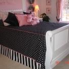 Polka Dot Bedroom