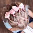 22 Easy and Adorable Toddler Girl Hairstyles for Medium to Long Hair