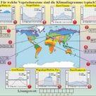 Rätselspiele Lebensräume der Erde   Unterrichtsmaterial zum Download