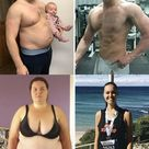 256 Times People Surprised Everyone By Losing So Much Weight They Looked Like A Different Person New Pics