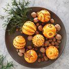 Apelsiner med kryddnejlikor 2.0 - Trendenser