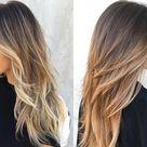 Stufenschnitt für lange Haare - 30 Ideen für den perfekten Haarschnitt