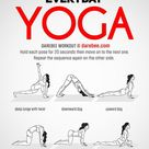 40 Charts of Post Workout Stretches to Prevent Injuries - Bored Art