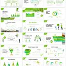 Go Public Technology Powerpoint Presentation Template Fully Animated by BrandEarth